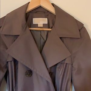 Michael Kors Brown Trench-coat